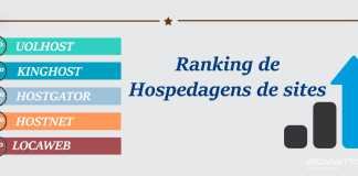 Hospedagens de Sites - Ranking