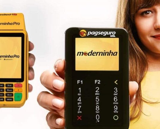 Moderninha Pagseguro